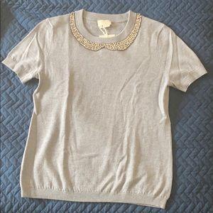 Kate Spade gray sweater